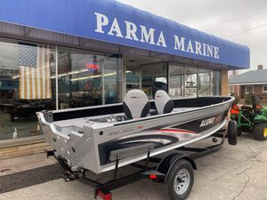 New Alumacraft 175 Competitor Freshwater Fishing Boat For Sale