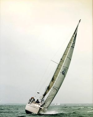 Used Cal 35 Cruiser Sailboat For Sale