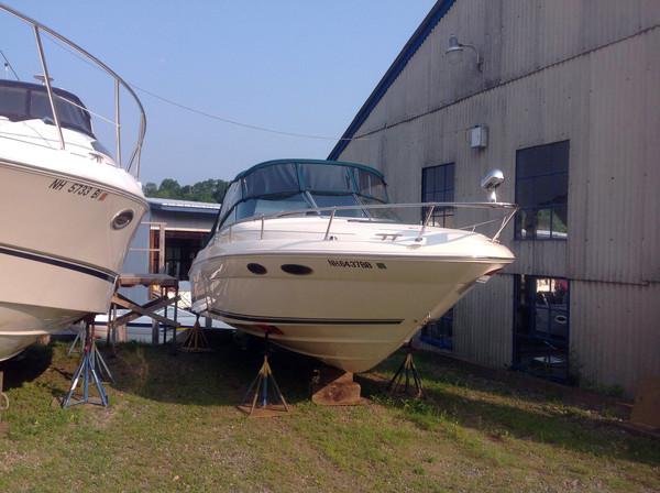Used Sea Ray 280 Cuddy Cabin 11651 Cuddy Cabin Boat For Sale