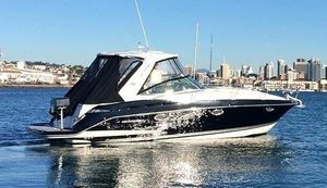 Used Monterey 340 Sport Yacht Express Cruiser Boat For Sale