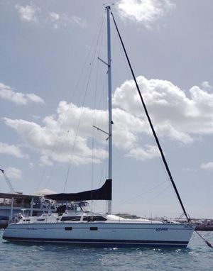 Used Hunter Passage Cruiser Sailboat For Sale