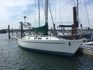 Used Nordic 40 Special Edition Cruiser Sailboat For Sale