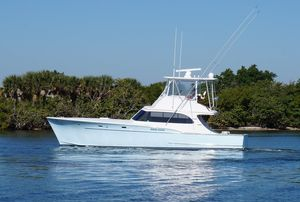 Used Rybovich 45 Custom Sportfish Convertible Fishing Boat For Sale