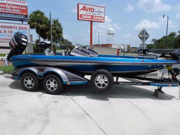 New Ranger Z519C Bass Boat For Sale