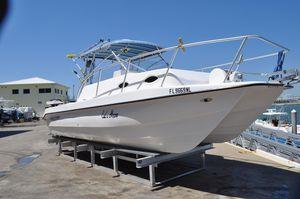 Used Twin Vee 26 Cabin Power Catamaran Boat For Sale