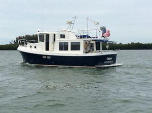 Used American Tug 34 Pilothouse Trawler Motor Yacht For Sale
