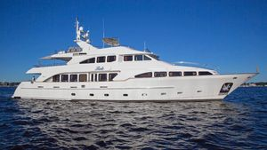 Used Benetti Classic 115 Motor Yacht For Sale