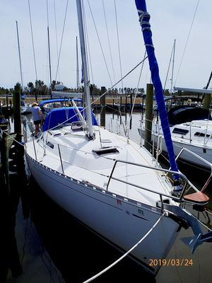 Used Dufour Classic 36 Racer and Cruiser Sailboat For Sale