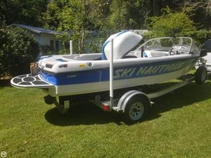 Used Nautique 196 Ski Nautique Ski and Wakeboard Boat For Sale