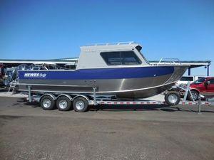 New Hewescraft 270 Alaskan270 Alaskan Aluminum Fishing Boat For Sale