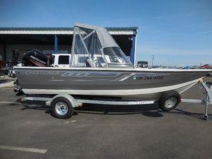 Used Crestliner 1700 Vision1700 Vision Aluminum Fishing Boat For Sale