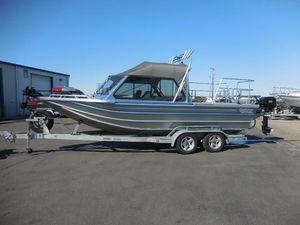 Used Northwest Boats 21 Signature21 Signature Aluminum Fishing Boat For Sale