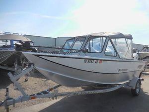 Used Hewescraft 160 Sportsman160 Sportsman Aluminum Fishing Boat For Sale