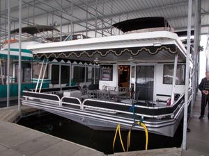 Used Sumerset 18 X 85 Houseboat House Boat For Sale