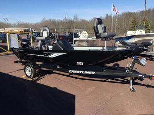 New Crestliner 1700 Storm1700 Storm Bass Boat For Sale