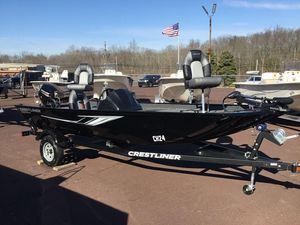 New Crestliner 1600 Storm1600 Storm Bass Boat For Sale