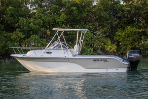 Used Sea Fox 236 Saltwater Fishing Boat For Sale