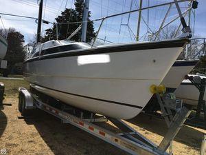 Used Macgregor 26M Sloop Sailboat For Sale