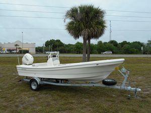 Used Panga 18 EVO18 EVO Skiff Boat For Sale