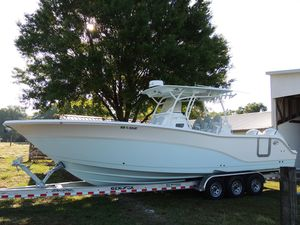 Used Sea Fox 328 Commander Center Console Fishing Boat For Sale