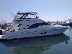 Used Sea Ray 580 Sedan Bridge580 Sedan Bridge Motor Yacht For Sale