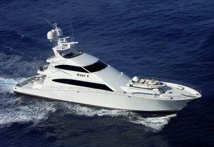 Used Trinity Yachts Sport Fisherman Sports Fishing Boat For Sale