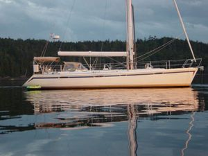 Used Morris Apogee 50 Cruiser Sailboat For Sale