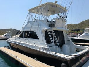 Used Trojan 13 Meter Convertible Fishing Boat For Sale