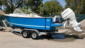 New Eastern 21 Pilot Cuddy Cabin Boat For Sale