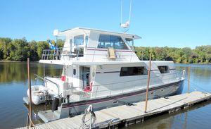 Used Power Catamaran Power Catamaran Boat For Sale