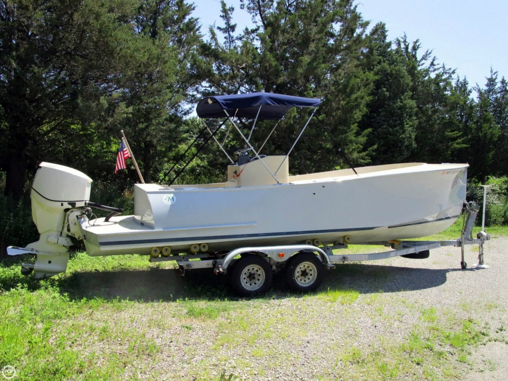 2012 Used Custom 24 Center Console Fishing Boat For Sale
