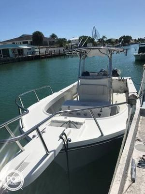 Used Parker Marine 2501 Center Console Center Console Fishing Boat For Sale