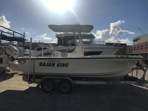 Used Dusky 227 XF227 XF Center Console Fishing Boat For Sale