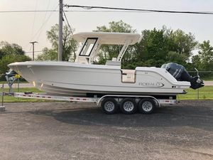 New Robalo R272 CCR272 CC Center Console Fishing Boat For Sale