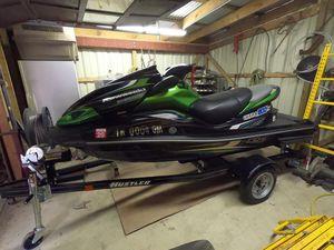 Used Kawasaki Ultra 300X Jet Ski High Performance Boat For Sale