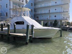 Used Custom Carolina 36 Sports Fishing Boat For Sale