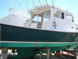 Used Jc 31 Casco Bay Downeast Fishing Boat For Sale