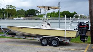 Used Maverick Boat Co. 21 Master Angler Center Console Fishing Boat For Sale