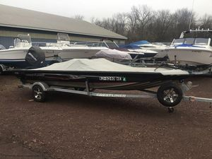 Used Crestliner VT Series 19VT Series 19 Sports Fishing Boat For Sale