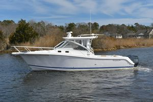 Used Edgewater 335 Express335 Express Saltwater Fishing Boat For Sale