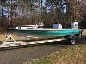 Used Dolphin Backcountry 18 Center Console Fishing Boat For Sale