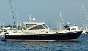 Used Hinckley Little Harbor Whisperjet 38 Motor Yacht For Sale