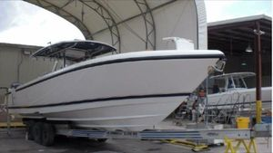 Used Intrepid 375 Open Center Console Fishing Boat For Sale