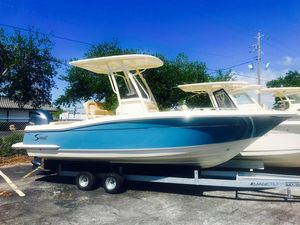 New Scout 215 XSF Center Console Fishing Boat For Sale