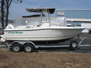 Used Sea Boss 210 Center Console Center Console Fishing Boat For Sale