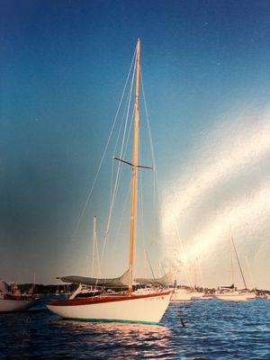 Used Herreshoff Golden Era Daysailer Sailboat For Sale
