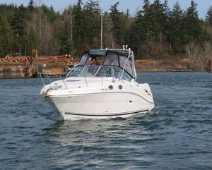 Used Sea Ray 270 Amberjack Cruiser Boat For Sale