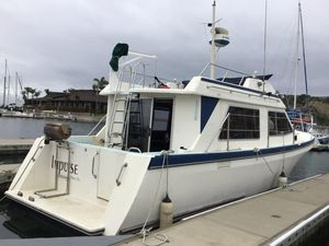 Used Forbes Cooper Commander 40 Fast Trawler Boat For Sale