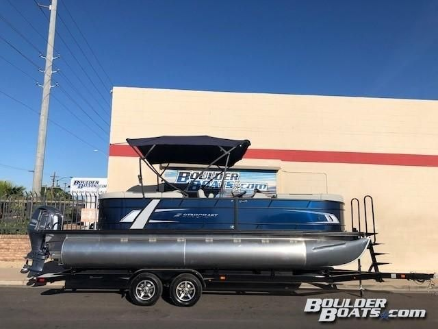 2019 New Starcraft EXS 3EXS 3 Pontoon Boat For Sale - Mesa
