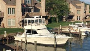 Used Viking 41 Convertible41 Convertible Fishing Boat For Sale